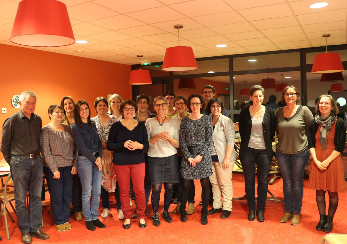 PHOTO GROUPE BIBLIOTHEQUE